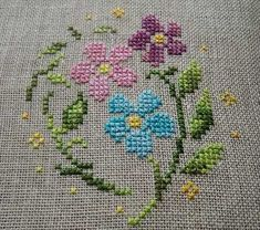 Thrilling Designing Your Own Cross Stitch Embroidery Patterns Ideas. Exhilarating Designing Your Own Cross Stitch Embroidery Patterns Ideas. Cross Stitch Letters, Cross Stitch Borders, Cross Stitch Flowers, Cross Stitch Designs, Cross Stitching, Cross Stitch Embroidery, Embroidery Patterns, Hand Embroidery, Stitch Patterns