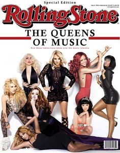 the newish Queens of Music