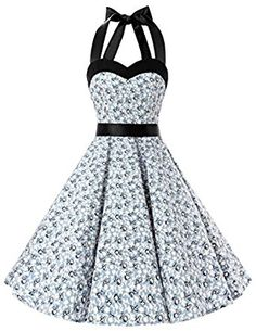 Vintage Cocktail Dress Rockabilly Polka Dots Audrey Retro Dress Zipper closure Dresstells is a registered brand and has our own Dresstells Tag and the D Pin Up Vintage, Vintage Mode, Vintage Ladies, 50s Vintage, Vintage Vibes, Vintage Style, Vintage Outfits, 50s Outfits, Vintage Dresses