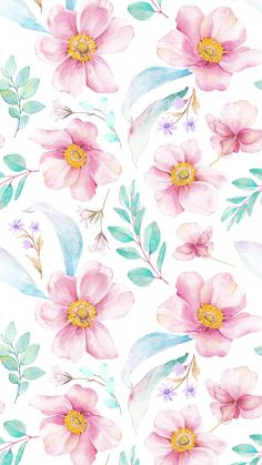 floral walpapers