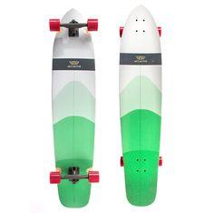 Aeroactive Longboard Skateboard Cruiser 45 Inch