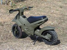 Honda EZ 90 version
