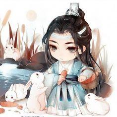 [Truyện tranh đam mỹ] Tôi tên Lam Trạm – Điểu tôi to nhất 1+2+3 – Blue Flower Sub Team