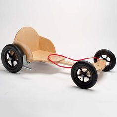 Soap Box Derby Cart by Garrett Wade