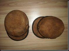 Amadou Products: Amadou cap (Fomes Fomentarius) for sale