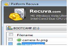 "RECUVA-a Small free and easy to use software - SAMPATKUMARI'S Blog ""PARISHKAR"""