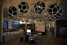 A Mathematically Celestial Light Installation - My Modern Metropolis