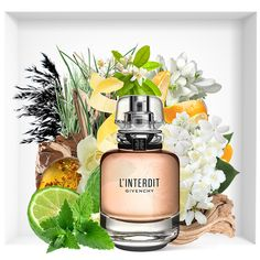 Givenchy L'Interdit 2018 Parfum The New Fragrance Of Givenchy L'interdit Eau De Parfum Parfum Givenchy, Fragrance Parfum, New Fragrances, Perfume Zara, Avon Perfume, Hermes Perfume, Best Perfume, Perfume Bottles, Beauty Products