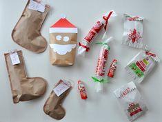 4 egyszerű és ötletes mikulás csomag ötlet - Masni / 4 easy Santa pack ideas, DIY
