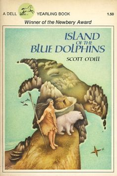 Island of the Blue Dolphins (Island of the Blue Dolphins, {PDF} Téléchargement gratuit du livre Scott O'Dellaaspcaa Book Club Books, Book 1, This Book, Book Lists, Book Clubs, Best Books To Read, Good Books, My Books, Sea Elephant