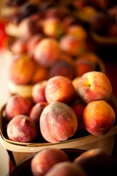 Fabulous recipe for Peach & Raspberry Crisp from the Barefoot Contessa, Ina Garten.