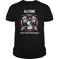 I Love  ALFONE FAMILY LIFETIME MEMBER Shirts & Tees #tee #tshirt #named tshirt #hobbie tshirts #alfone