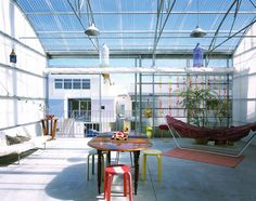 Lacaton + Vassal stellen in Innsbruck aus / Pleasure and luxury for everyone - Architektur und Architekten - News / Meldungen / Nachrichten - BauNetz.de