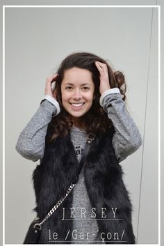 How to style a fur vest in your winter outfit : MartaBarcelonaStyle's Blog
