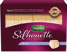 Depend Underwear For Women: Ways to Deal With Incontinence Each Day #incontinence #depend