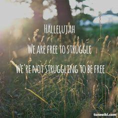 free to struggle