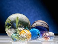 Marbles by Steve Martin via Flickr