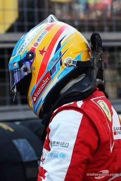Fernando Alonso, Ferrari on the grid | Main gallery | Photos | Motorsport.com
