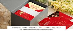 """""""INDIAN WEDDING"""" ~ oriental collection in red and vanilla, golden ornaments and beautiful Ganesha...check out the collection! http://www.zazzle.com/graphicsite/gifts?cg=196366908800985843  #wedding, #Invitation, #Cards, #planner, #Event, #Engagement, #gifts, #savethedate, #papergoods,"""