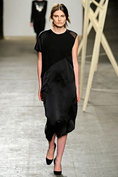 Tess Giberson | Fall 2012 Ready-to-Wear Collection | Vogue Runway