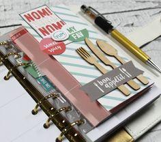 Menu Planner by Filoeyecandi