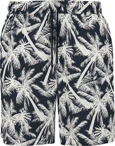 Pattern Resort Shorts - Urban Classics - Shortsit. Patterned Shorts, Urban, Classic, Men, Fashion, Derby, Moda, Printed Shorts, Fashion Styles