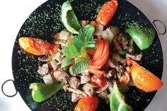 Shepherd's Casserole at Cafe Shish Kebab