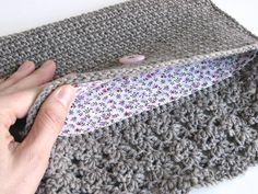 little Hottentot Crochet clutch - and recipe! 4 of 5