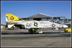 F-4J Phantom II #flickr #plane 1974, VF-92