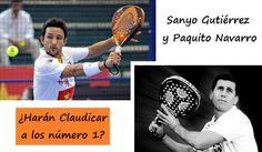 ¿Formarán Pareja Paquito Navarro y Sanyo Gutiérrez?