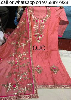 Looking for quality Classic Punjabi Suit plus Elegant Design ladies Punjabi Suit then you'll like this Click visit link above for more info Punjabi Suits, Salwar Suits, Salwar Kameez, Gota Patti Suits, Pakistani Wedding Outfits, Work Suits, Saree Dress, Indian Designer Wear, Ethnic Fashion
