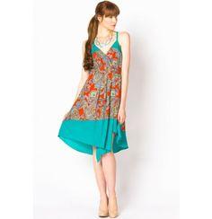 Paisley Day Dress