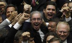 """Em meio à derrocada da oposição na batalha do impeachment, começam a aparecer boatos, espalhados pela oposição e pela mídia, de que o PT ou o governo estariam fechando """"acordo"""" com Eduardo Cunha. I..."""