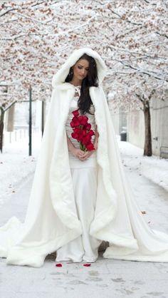 Winter Wedding Coat Pamper  Queen  1 | Pamper  Services
