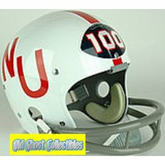 Old Ghost Collectibles - Nebraska Cornhuskers Authentic Throwback Football Helmet 1969, $163.99 (http://www.oldghostcollectibles.com/nebraska-cornhuskers-authentic-throwback-football-helmet-1969/)