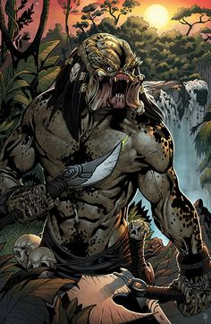 This is the zombie variant cover for Skaar: Son of Hulk Pencils and inks by me. Colours by Raul Treviño Skaar Son of Hulk 4 var Colour Alien Vs Predator, Predator Series, Predator Movie, Predator Alien, Caricatures, Comic Books Art, Comic Art, Book Art, Hq Marvel