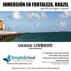#aprendaviajando #imersãofortaleza #learntraveling #simpleiscool #brazilimmersion #inmersiónbrasil