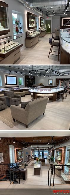 Manufacture & Design of Store Fixtures by Artco Group. Superior in Design & Craftsmanship. Jewelry Store Design, Jewelry Stores, Store Fixtures, Retail Design, Group