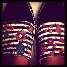 Shoes with prints!!!