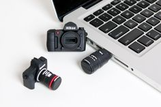 This handy USB drive: | 15 One-Of-A-Kind Gifts Every Photography Lover Needs In Their Life