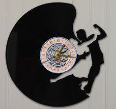 Dancer  Laser Etched Vinyl LP Record  Battery di NaplesCat su Etsy