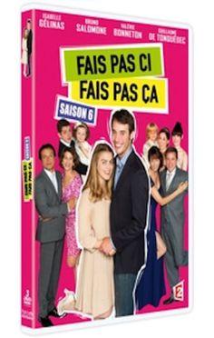 FAIS PAS CI FAIS PAS CA : Saison 6 - Gabriel Julien Lafferière - DVD