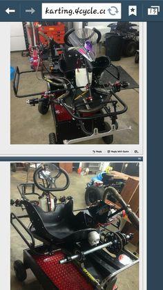 Go Kart Chassis, Go Kart Racing, Karting, Bike, Bicycle, Cart, Bicycles