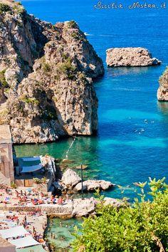 Spiaggia Tonnara di Scopello ☀ Sicilia Nostra