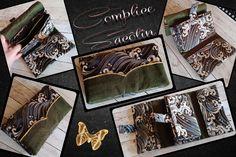 Compagnon Complice cousu par Laetitia - Tissu(s) utilisé(s) : Jeans kaki et coton japonais - Patron Sacôtin : Complice