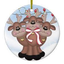 Resultado de imagen para imagenes de renos de navidad