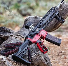 Experience the thrill of airsoft and get your game to the next level with Predator Airsoft gear! Weapons Guns, Airsoft Guns, Guns And Ammo, Revolver, Armas Wallpaper, Ar 15 Builds, Custom Guns, Custom Ar15, Fire Powers