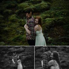 Kristin & Eskil // Pre-wedding shoot. Iceland wedding photographer.