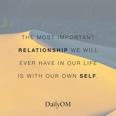 #DailyOM #quotes