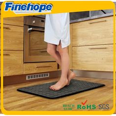 lightly non-slip water floating gym mat